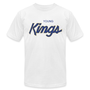Flower City Royals - Men's T-Shirt by American Apparel