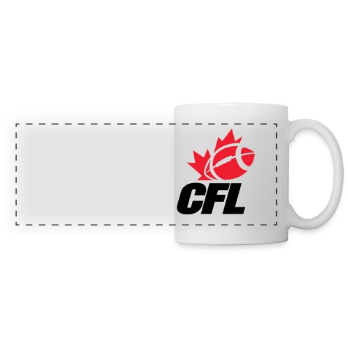 CFL Logo mug  - Panoramic Mug