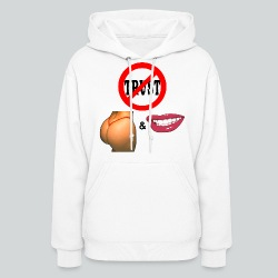 Big Butt and a Smile - Women's Hoodie