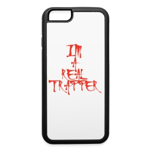 REAL TRAPPER iPhone 6 Rubber Case - iPhone 6/6s Rubber Case