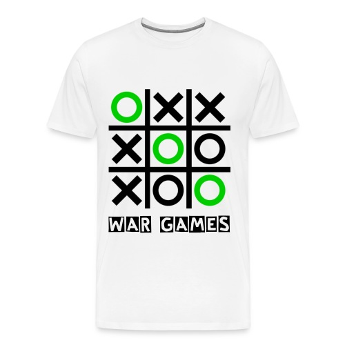 War Games 1 - Men's Premium T-Shirt