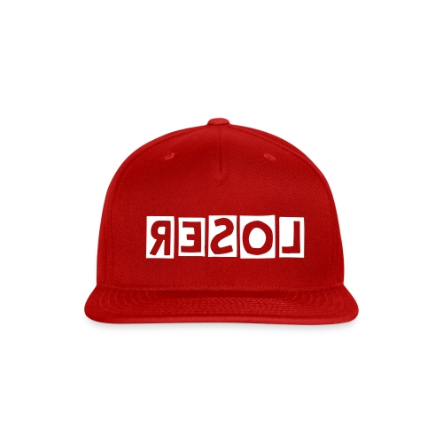 Mirror Hat 1 - Snap-back Baseball Cap