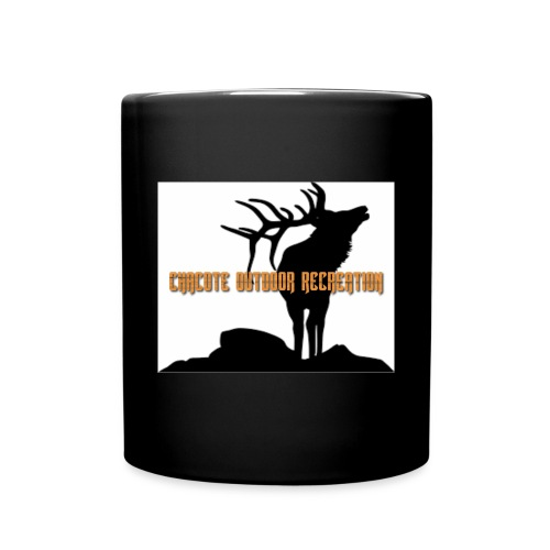 Wapiti Coffee Holder - Full Color Mug