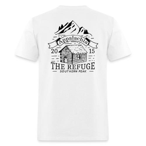 The Refuge - Short Sleeve WHITE - Men's T-Shirt