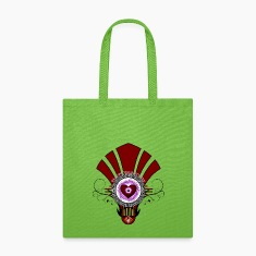 Valentines Star Burst Tote Bag