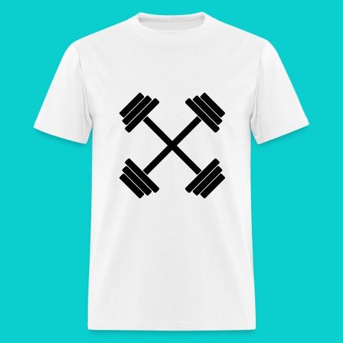 Cross Weights - Men's T-Shirt