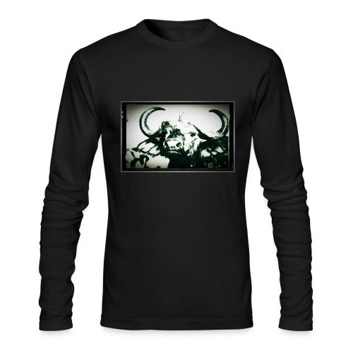 Berger66Kult+ - Men's Long Sleeve T-Shirt by Next Level
