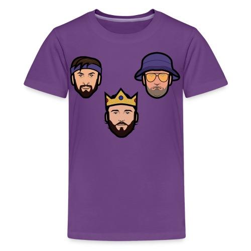 Greatness for Kids - Kids' Premium T-Shirt