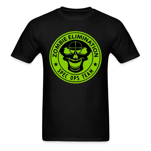Zombie ESOT Night Vision Capable - Men's T-Shirt