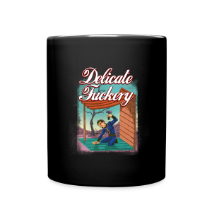 Delicate Fuckery Mug - Full Color Mug