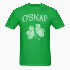 OSnap Irish Shamrock T-Shirts