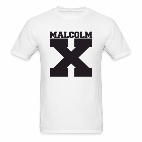 Remembering Malcolm X - Men's T-Shirt