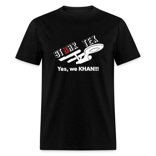 Texas STAAR TEK Enterprise - Men's T-Shirt