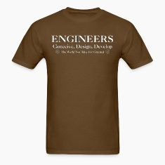 Engineers Develop Mens T-Shirt
