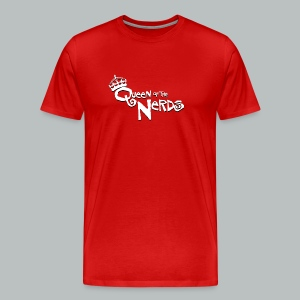 Queen of the Nerds - Men's Premium T-Shirt