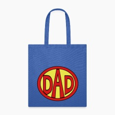 Super, Hero, Super hero, Super Dad Bags & backpacks