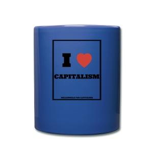 Mug I Love Capitalism - Full Color Mug