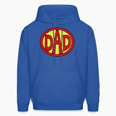 Super, Hero, Super hero, Super Dad Hoodies