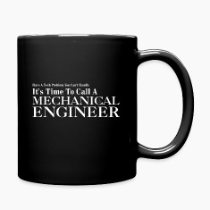 Mechanical Engineer Problem Solver Full Color Mug