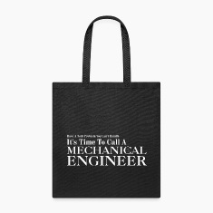 Mechanical Engineer Problem Solver Tote Bag