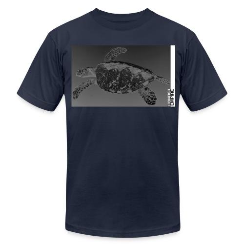 Hawksbill Mens (Solar) - Men's Fine Jersey T-Shirt