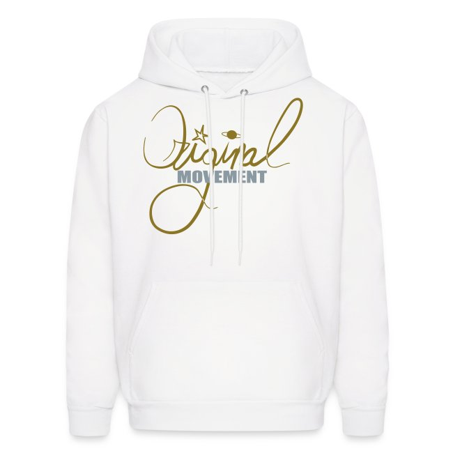 The Original Movement Hoodie GOLD EDITION