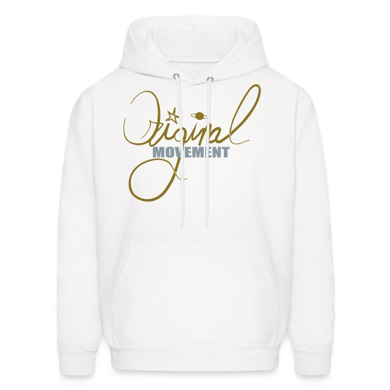 The Original Movement Hoodie GOLD EDITION  - Men's Hoodie