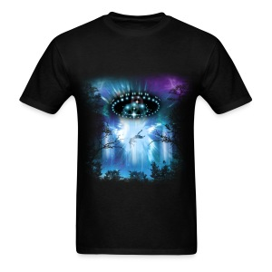 UFO Abductionz - Men's T-Shirt