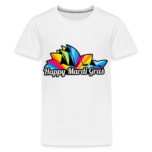 Mardi Gras Opera House Kids Premium Tee - Kids' Premium T-Shirt
