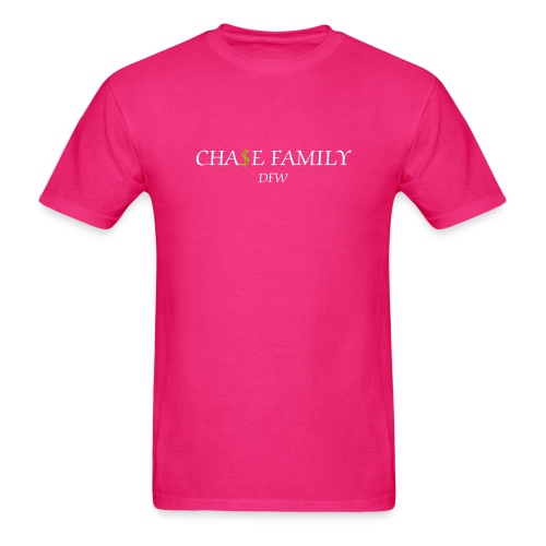Chase Family Tee (Pink) - Men's T-Shirt