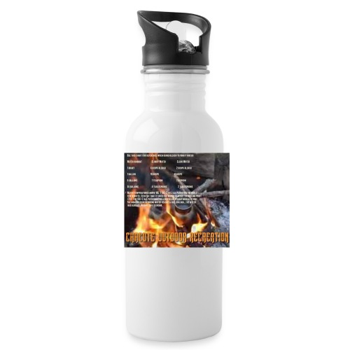 Water Safety Knowledge Bottle - Water Bottle