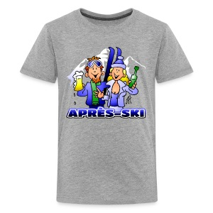 Après-ski party - Kids' Premium T-Shirt