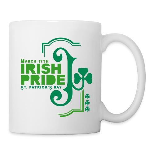 IRISH PRIDE - single sided print - Coffee/Tea Mug
