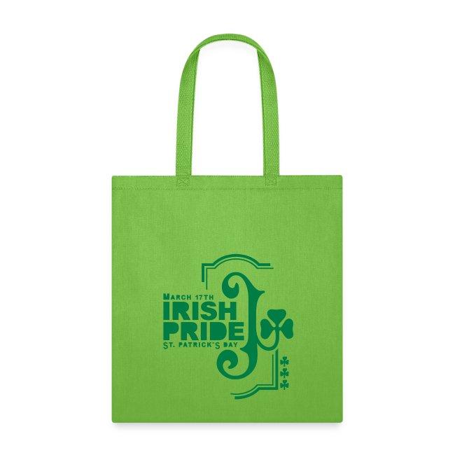 IRISH PRIDE - front print - one size