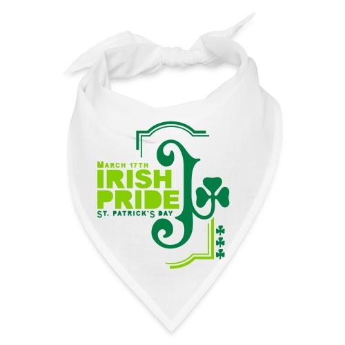 IRISH PRIDE - front print - one size - Bandana