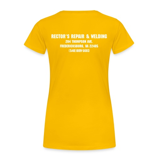 Shop Tshirt - Women's Premium T-Shirt