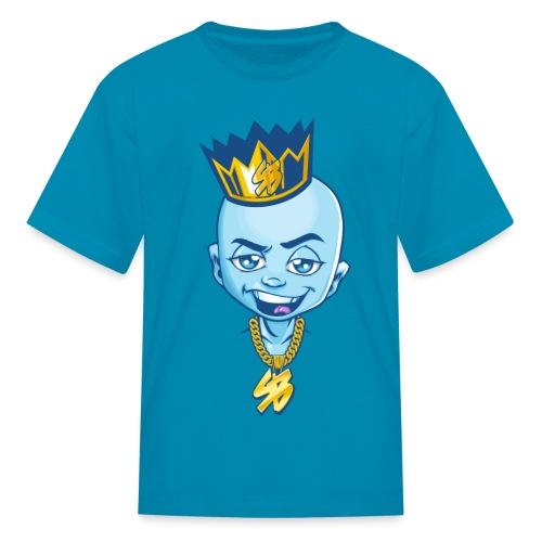 Smash Block Kids Character T -Shirt - Kids' T-Shirt