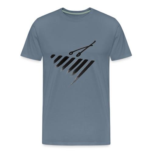 Marimba Bars - Men's Premium T-Shirt