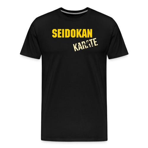 Seidokan 001 - Men's Premium T-Shirt