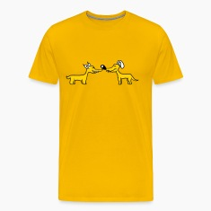 sniff sniff 2 dogteam brothers buddies few sweet c T-Shirts