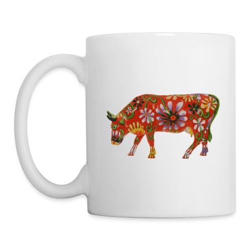 Coffee/Tea Mug (Flowers) - Coffee/Tea Mug