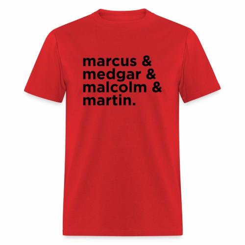 Kings of Black History - Men's T-Shirt