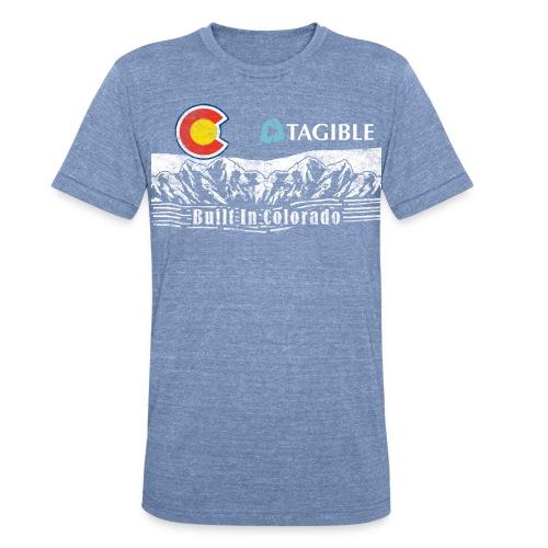 Colorado No Lines- Unisex Tri-Blend - Unisex Tri-Blend T-Shirt