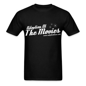 Adoption at the Movies Logo Tee - Men's T-Shirt