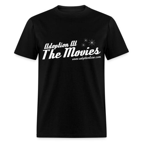 Adoption at the Movies Logo Tee - Men's T-Shirt