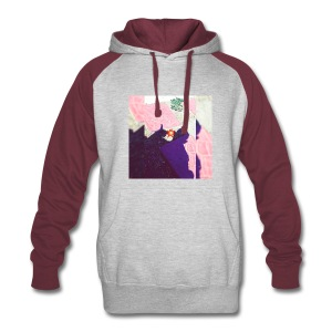 Shah31m's First Design - Colorblock Hoodie