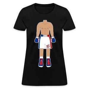 British boxer - Women's T-Shirt
