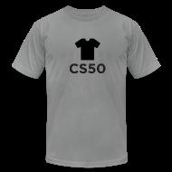 T-Shirts ~ Men's T-Shirt by American Apparel ~ CS50 Shirt