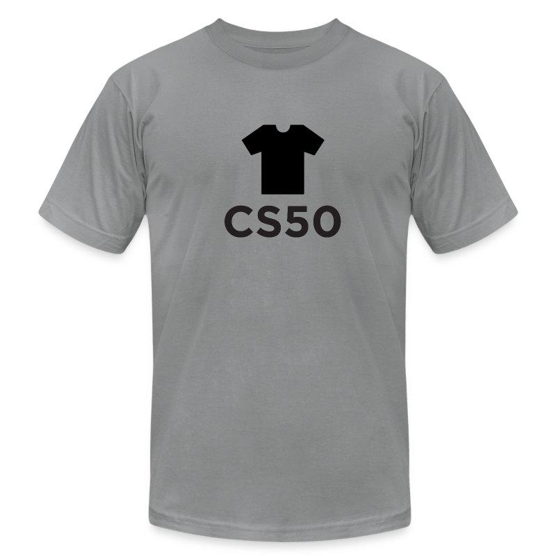 CS50 Shirt - Men's Fine Jersey T-Shirt