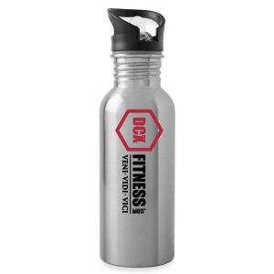 DCXFitness watter bottle silver - Water Bottle